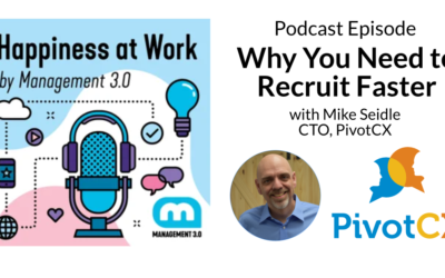 Podcast: Why You Need to Recruit Faster