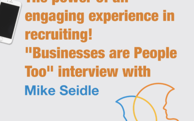Podcast: Creating Engaging Experiences in Recruiting